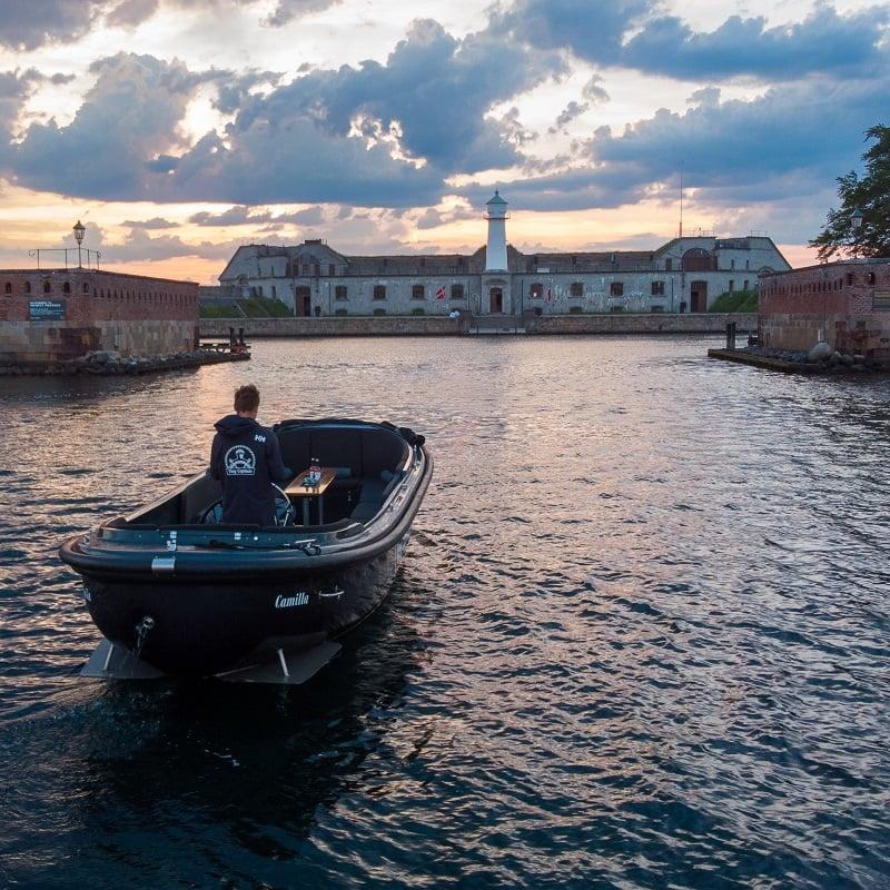 Copenhagen Canal tour - havnerundfart og kanalrundfart i københavn - boat tour copenhagen - Hey Captain 20