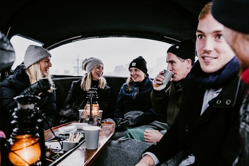 Copenhagen Canal and boat tour with Hey Captain