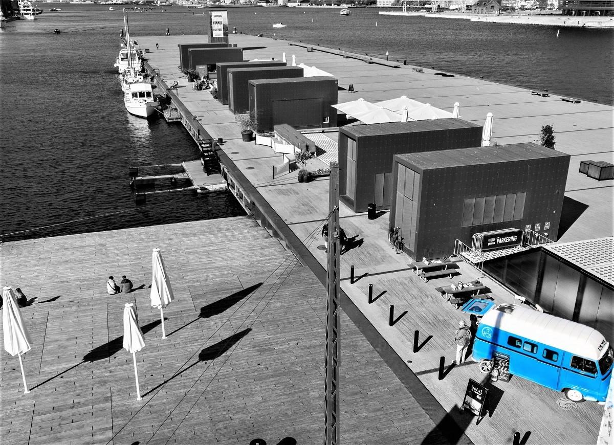 Copenhagen Canal Tour - Hey Captain departure at Ofelia Plads